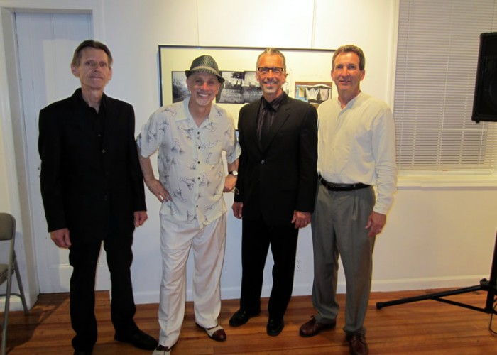 Jerry Vezza Quartet at the Watchung Arts Center